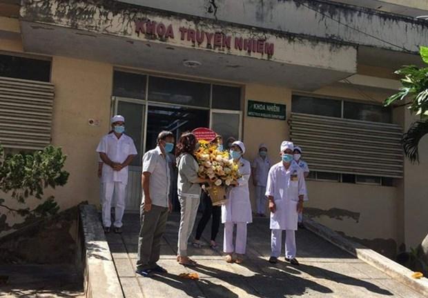 COVID-19 : 85 patients au Vietnam sont desormais gueris hinh anh 1