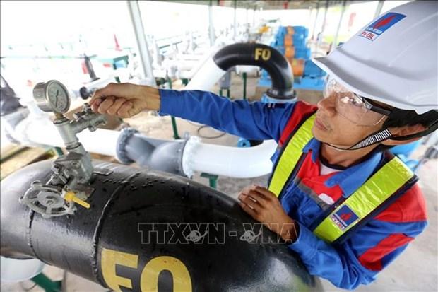 PVN: l'exploitation du petrole brut depasse l'objectif trimestriel hinh anh 1