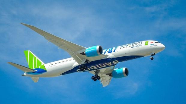 Bamboo Airways reprendra l'exploitation des vols domestiques regulieres depuis le 16 avril hinh anh 1