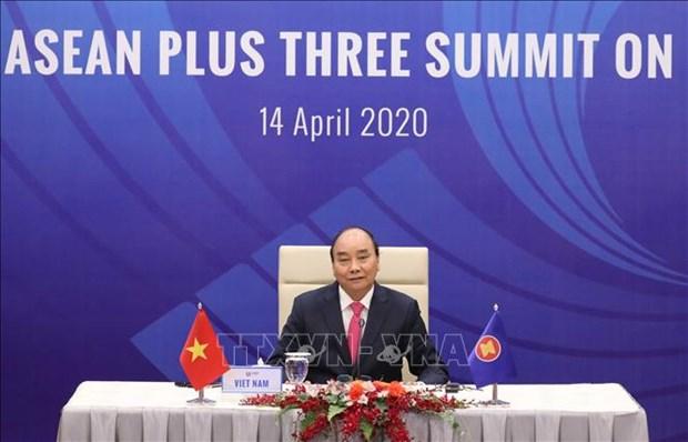 Les Sommets speciaux de l'ASEAN et de l'ASEAN + 3 couverts par des medias internationaux hinh anh 1