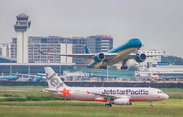 Des compagnies aeriennes augmentent la frequence des vols depuis le 16 avril hinh anh 1