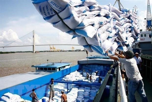 Solutions pour gerer les exportations de riz hinh anh 1