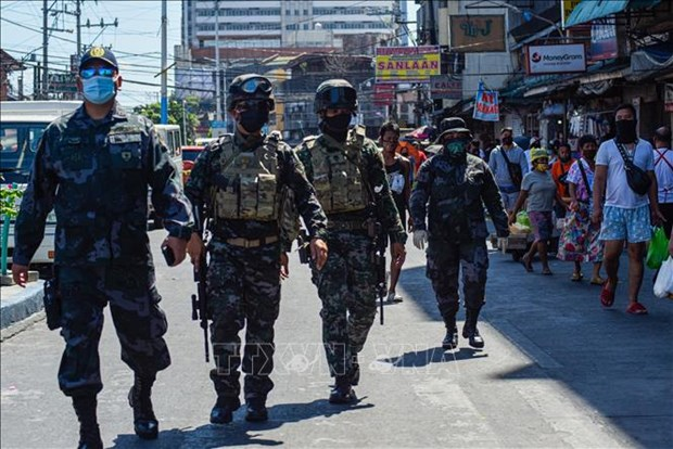 Les Philippines et la Thailande renforcent les mesures de lutte contre le COVID-19 hinh anh 1