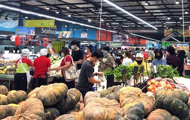 La Thailande vise a devenir un centre des aliments transformes en ASEAN hinh anh 1