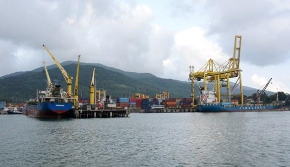 Pour faire de Da Nang une grande charnière navale Anh 1