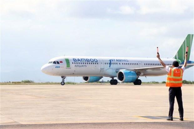 Bamboo Airways autorise a exploiter des vols directs entre le Vietnam et le Japon hinh anh 1