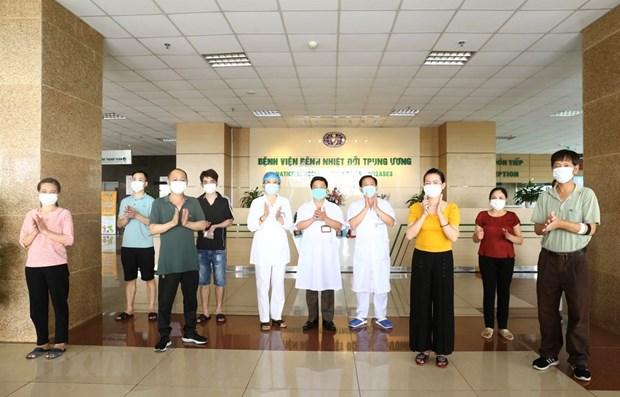 COVID-19 : 90% des patients au Vietnam desormais gueris hinh anh 1