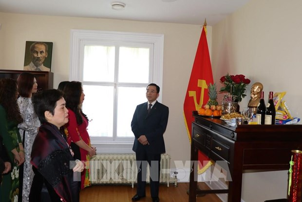 Une salle d'exposition sur le President Ho Chi Minh sera ouverte a Ottawa, au Canada hinh anh 1