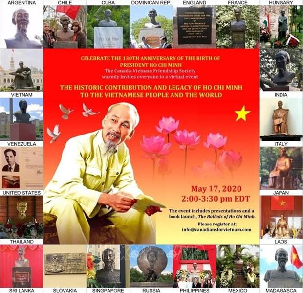 L'heritage et les contributions historiques du President Ho Chi Minh pour le Vietnam et le monde hinh anh 1