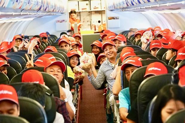 Decouvrir la beaute du Vietnam avec Vietjet hinh anh 1