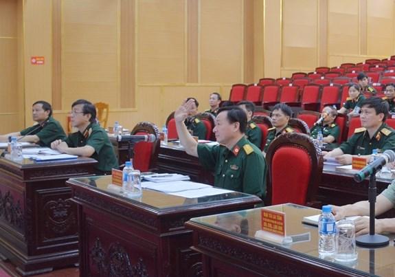 Medecine militaire : Vietnam et Chine partagent des experiences dans la lutte anti-COVID-19 hinh anh 1