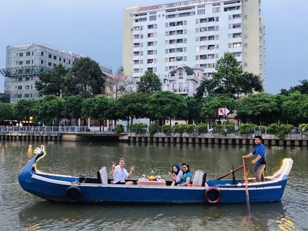Lancement d'un programme de stimulation du tourisme interieur de Ho Chi Minh-Ville hinh anh 1