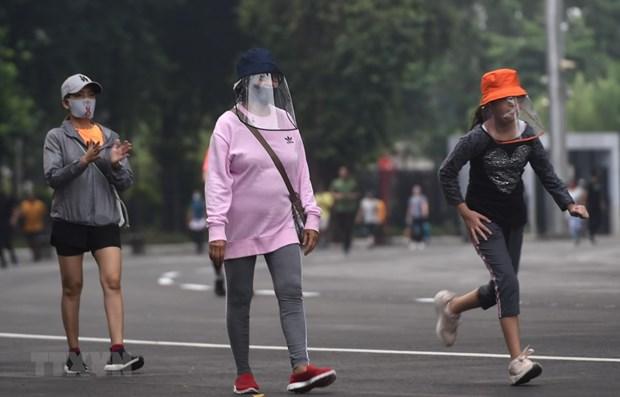 L'economie indonesienne pourrait reculer de 3,9%, selon les prevision de l'OCDE hinh anh 1