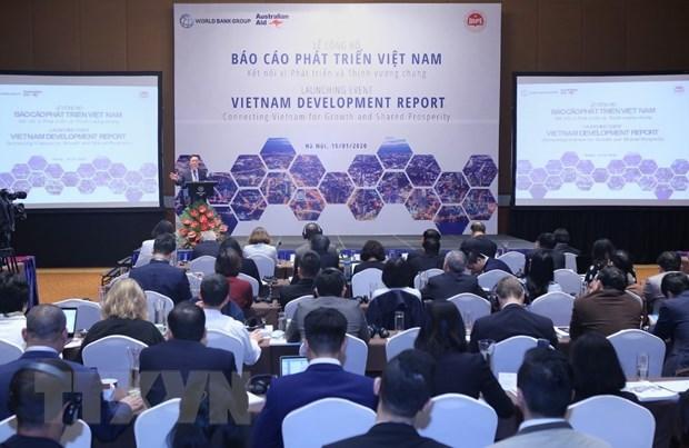 Le potentiel de concurrence commerciale est limite en raison du manque de connectivite nationale hinh anh 1