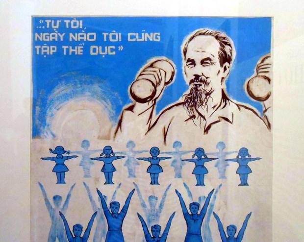 Les affiches de propagande, une des armes principales de la victoire du Vietnam contre le COVID-19 hinh anh 1