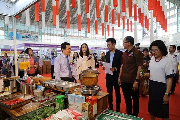 Ouverture de la Semaine des produits thailandais 2020 a Hai Phong hinh anh 1