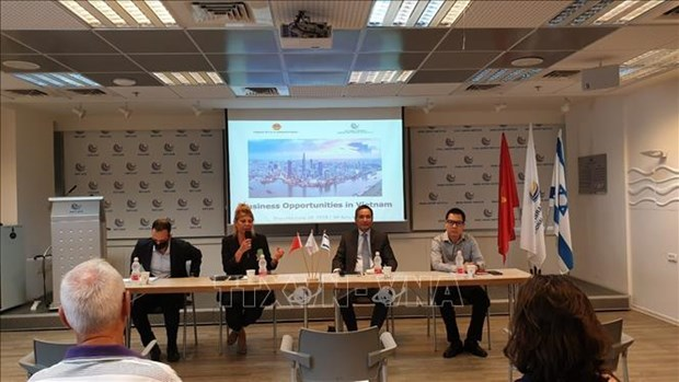 Le Vietnam et Israel renforcent leur cooperation dans le commerce et l'investissement hinh anh 1