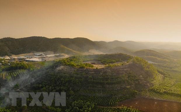 Le geoparc de Dak Nong reconnu geoparc mondial par l'UNESCO hinh anh 1