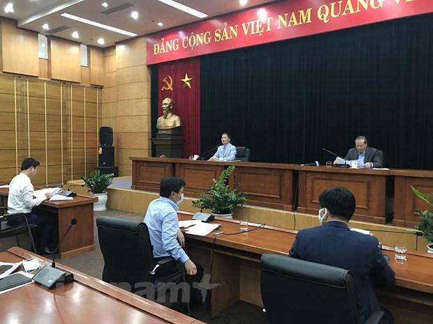 Les entreprises vietnamiennes ont une capacite suffisante pour produire de masques anti-epidemiques hinh anh 2