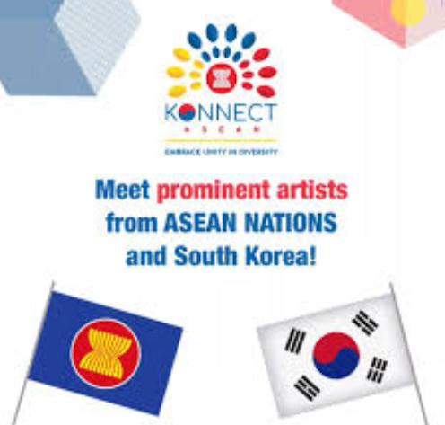 Top depart pour le programme culturel et artistique Konnect ASEAN hinh anh 1