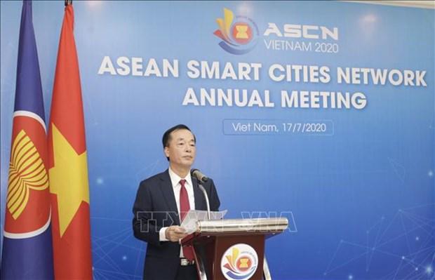 ASEAN 2020 : Developpement des villes intelligentes et durables hinh anh 1