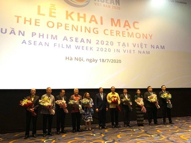 Un film vietnamien projete a l'ouverture de la Semaine du film de l'ASEAN 2020 hinh anh 1