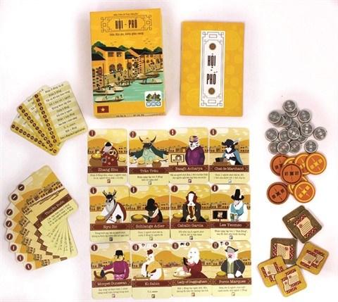 Promouvoir la culture vietnamienne au travers de jeux de societe hinh anh 2