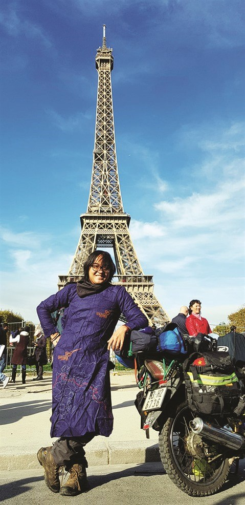 Le tour du monde en 1.111 jours hinh anh 2