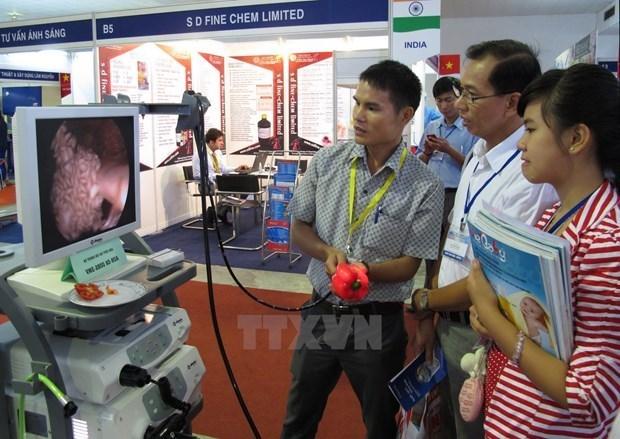 L'exposition Pharmedi Vietnam 2020 prevue en septembre sous forme en ligne et hors ligne hinh anh 1