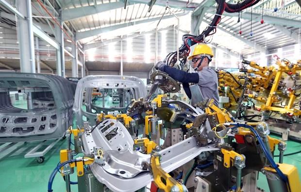 THACO complete le contrat d'exportation de 69 semi-remorques aux Etats-Unis hinh anh 1