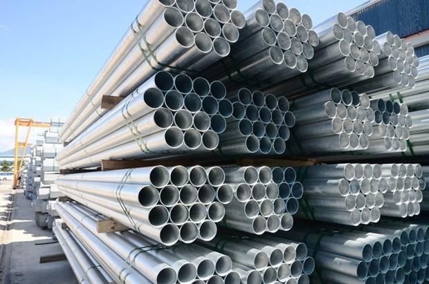 Hoa Phat : les exportations d'acier de construction ont double en juillet hinh anh 1