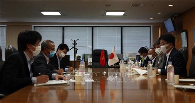 Le Japon s'engage a soutenir et proteger les stagiaires vietnamiens hinh anh 1