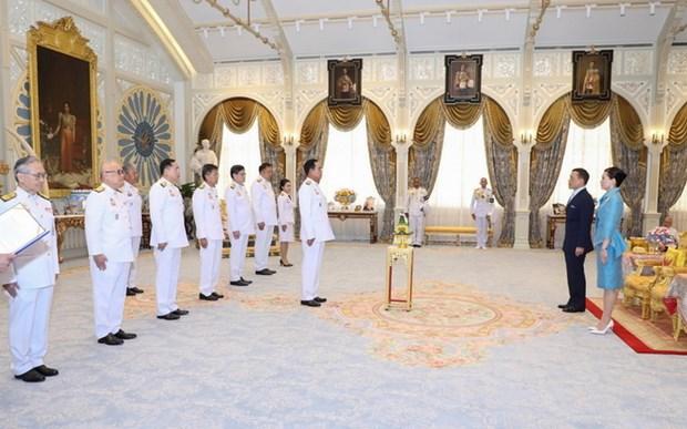 Nomination de sept nouveaux ministres au sein du cabinet thailandais hinh anh 1