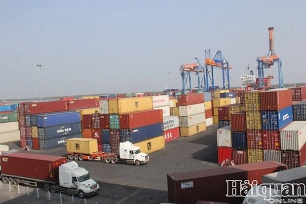 La balance commerciale excedentaire de 10,08 milliards de dollars en huit mois hinh anh 1