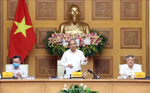 Le Vietnam vise a atteindre une croissance positive cette annee hinh anh 1