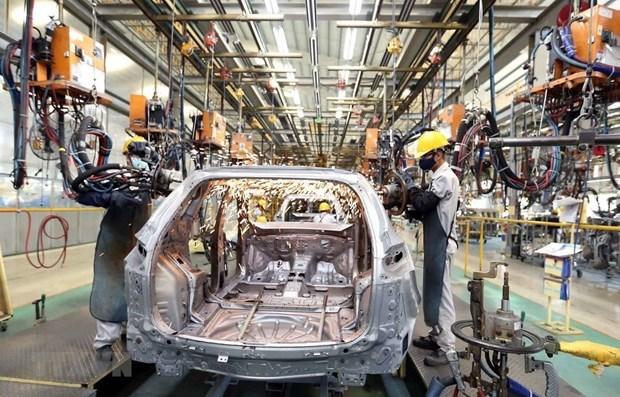 Le constructeur automobile THACO renforce ses ventes au Myanmar hinh anh 1