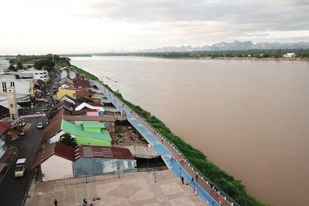 La MRC et Facebook sensibilisent le public aux inondations et a la secheresse dans le bas-Mekong hinh anh 1