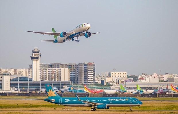 Le Vietnam rouvrira les lignes aeriennes vers la R. de Coree et le Japon le 15 septembre hinh anh 1
