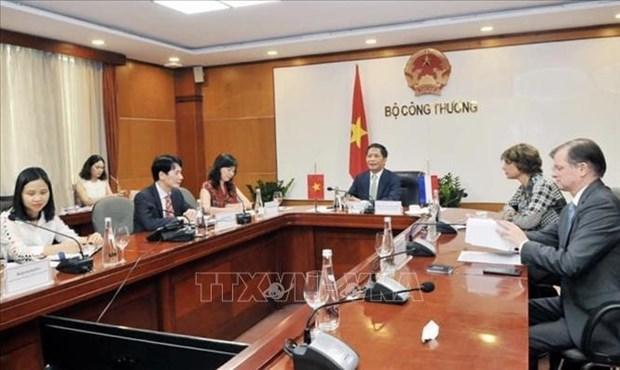 Le Vietnam et les Pays-Bas envisagent de stimuler leurs relations commerciales hinh anh 1