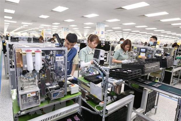 Le commerce exterieur et l'IDE font du Vietnam l'une des economies les plus ouvertes du monde hinh anh 1