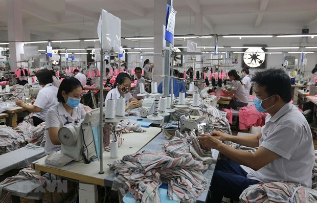 Ho Chi Minh-Ville : l'exportation des marchandises en hausse legere en huit mois hinh anh 1