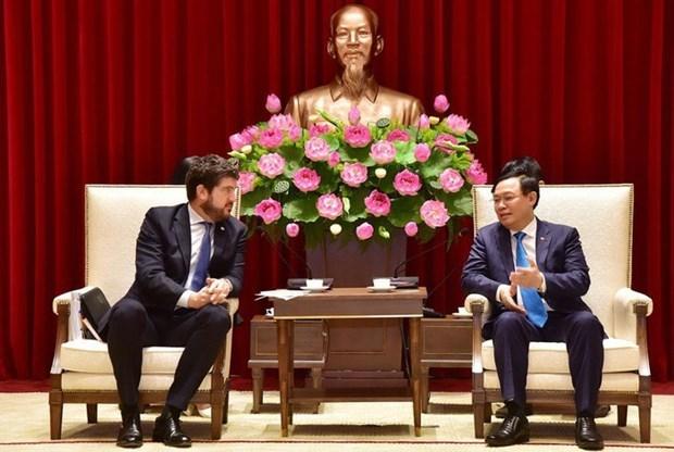 L'UNESCO veut aider Hanoi a devenir la capitale creative de l'Asie hinh anh 1