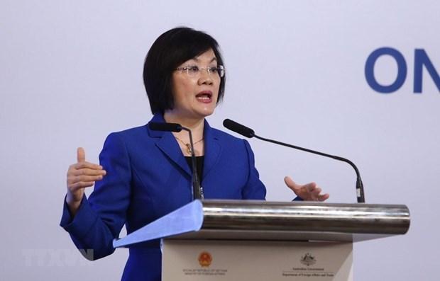 L'ASEAN cherche a developper le role des femmes hinh anh 1