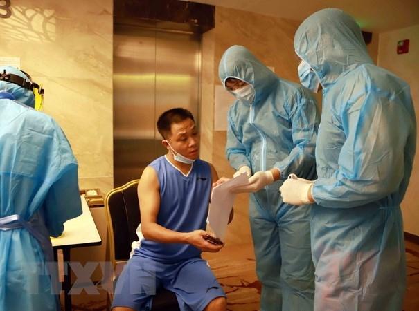 HCM-Ville et Dong Nai accueilleront des milliers d'experts etrangers de retour au travail hinh anh 1