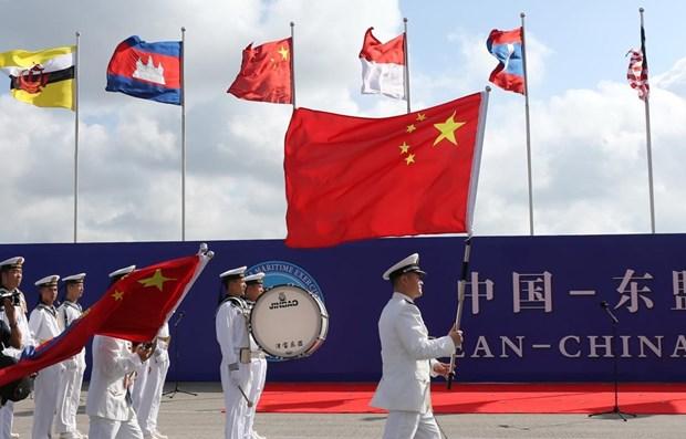L'ASEAN et la Chine reprennent leurs negociations sur le COC en Mer Orientale hinh anh 1