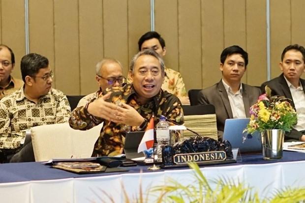 AMM 53: l'Indonesie souligne les resultats de la cooperation en reponse au COVID-19 hinh anh 1