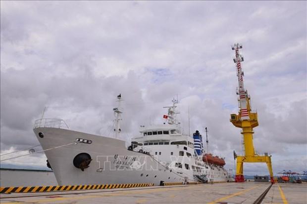 Le Vietnam recoit un navire-ecole, don du gouvernement sud-coreen hinh anh 1
