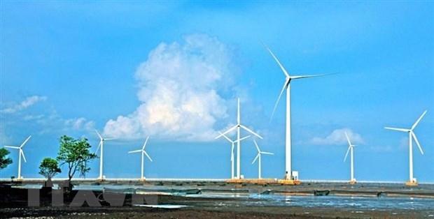 Mise en chantier d'une centrale d'electricite eolienne a Soc Trang hinh anh 1