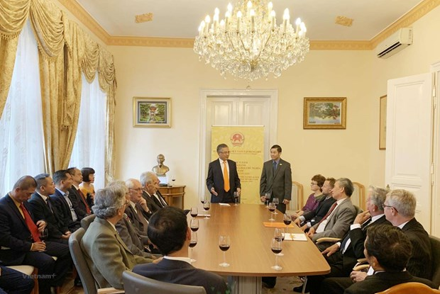 Le Vietnam et la Hongrie continuent de booster leur cooperation multisectorielle hinh anh 1