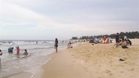 Thua Thien-Hue: Thuan An, une paisible plage de Hue hinh anh 1